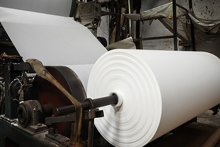 Pulp & Paper distribution and supply
